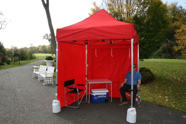 2mx2m Pop Up Gazebo Market Tent Tent Shelter Easy