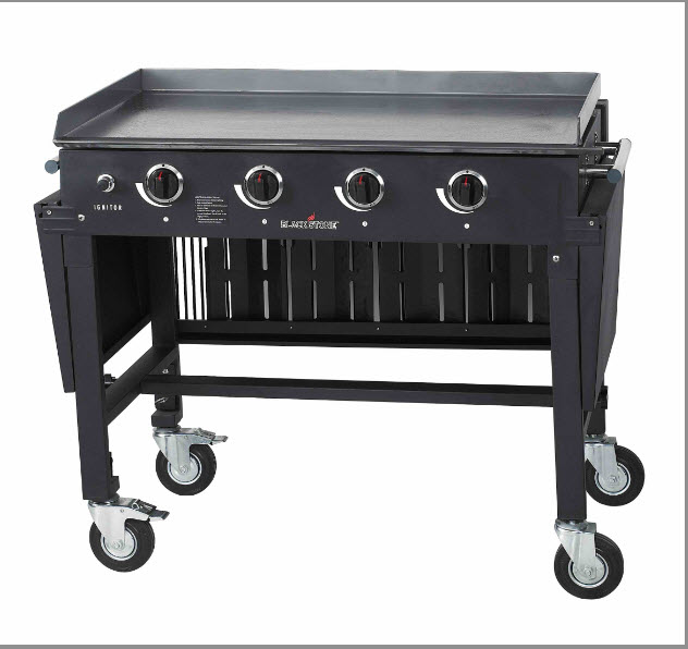 Gas Griddle Outdoor Griddle Catering Griddle Like