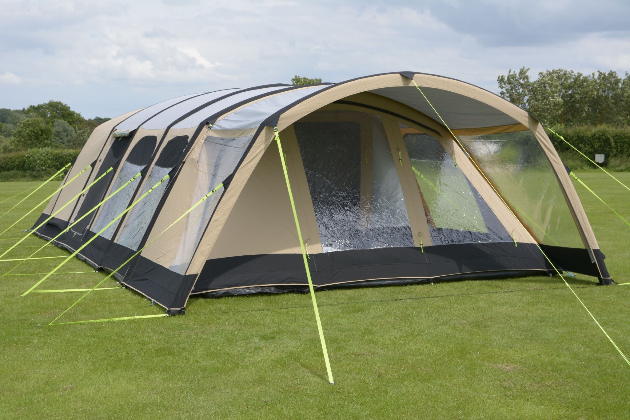 8 Man Family Camping Tent Large Air Tent Kampa