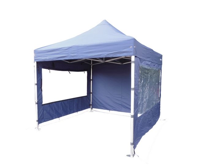 Pop Up Market Stall Easy Up Shelter Industrial 3m X 3m