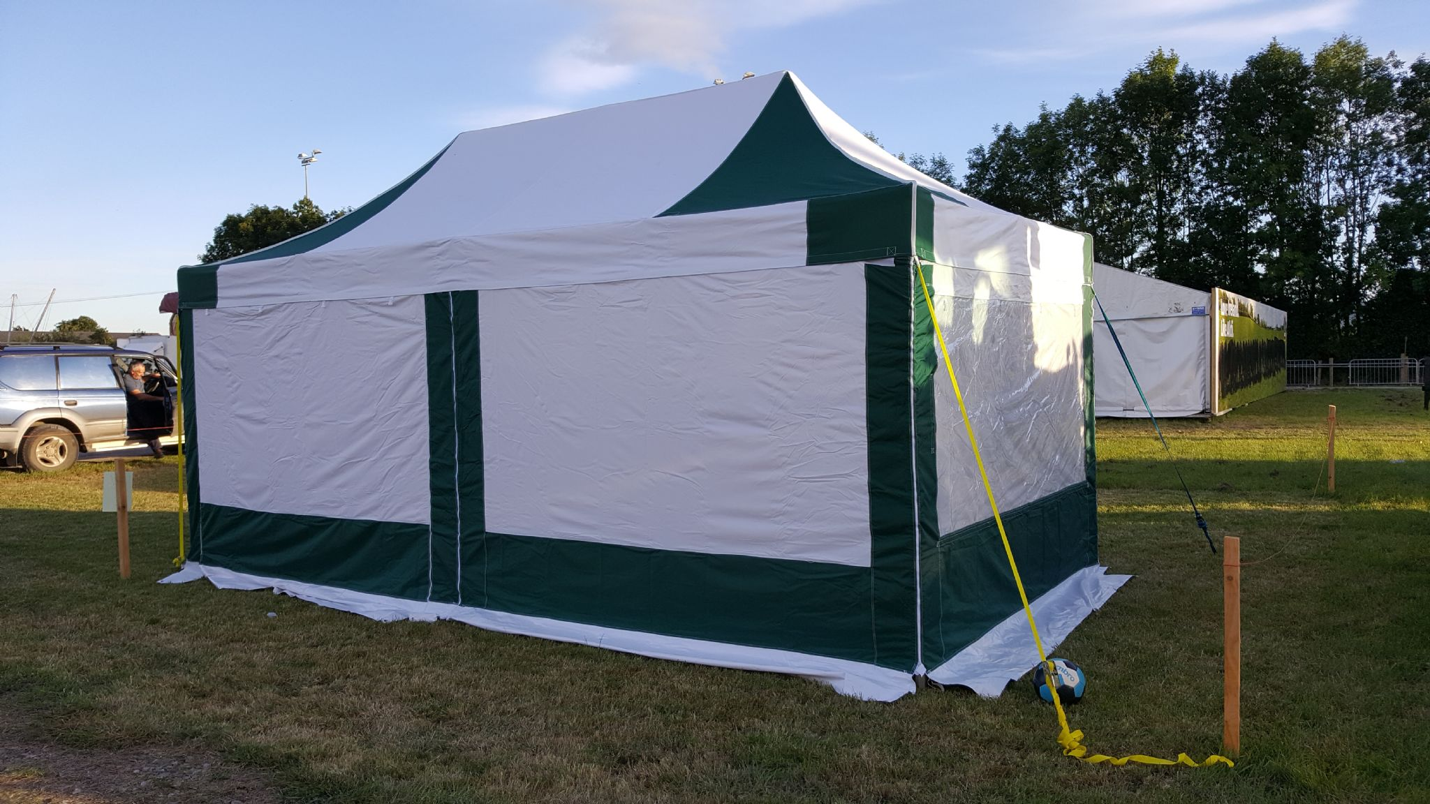 3mx6m Gazebo | Instant Shelters | Pop Up Tents | OMeara Camping