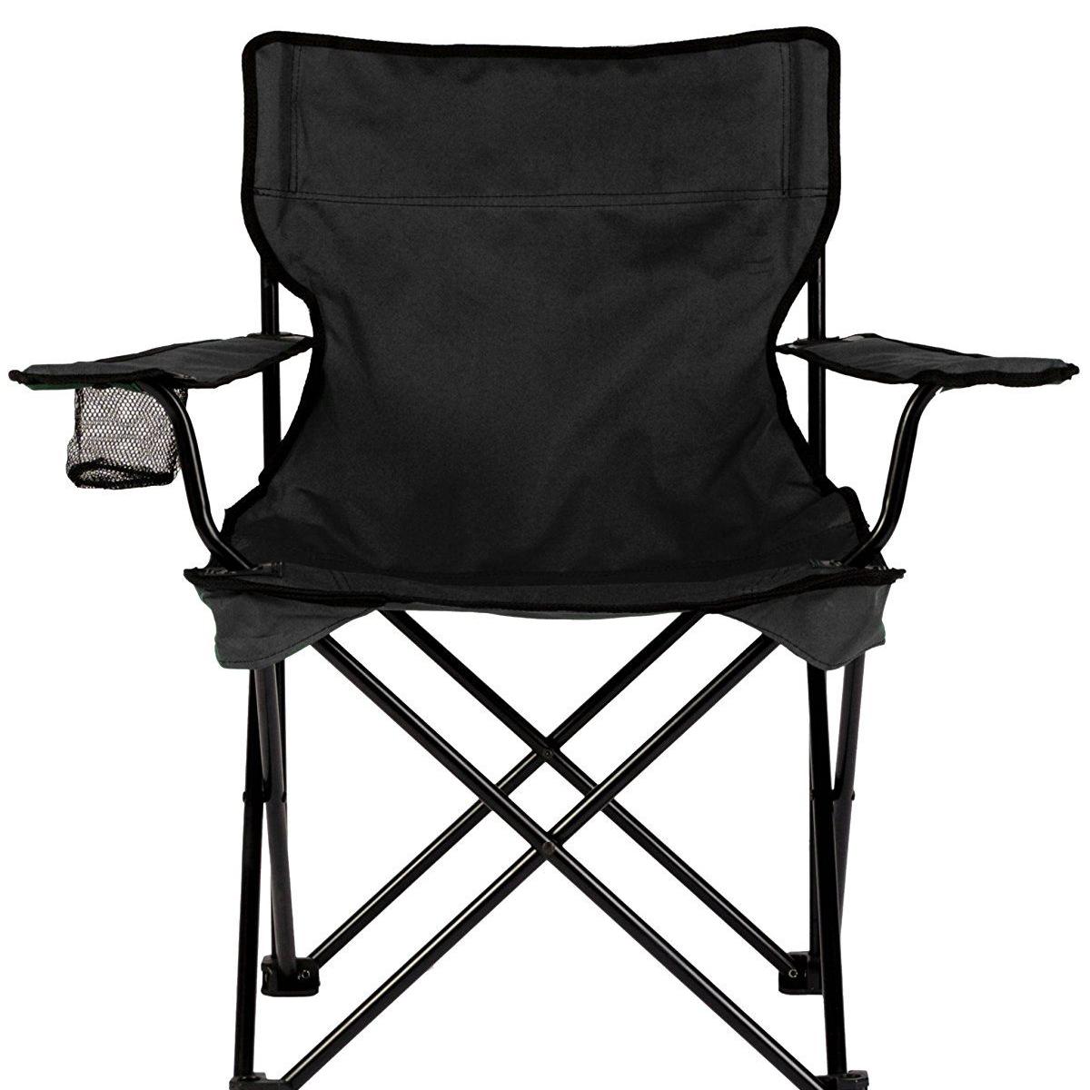 Groovy Black Camping Chair Camellatalisay Diy Chair Ideas Camellatalisaycom