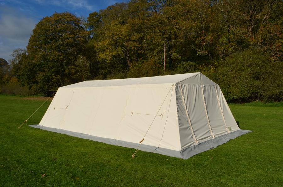 hot sale online bc136 5f08f Mess Tent Super XT British Canvas 14'6 x 14'6